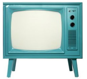 Gammelt fjernsyn
